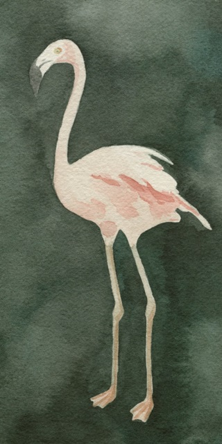 Forest Flamingo I