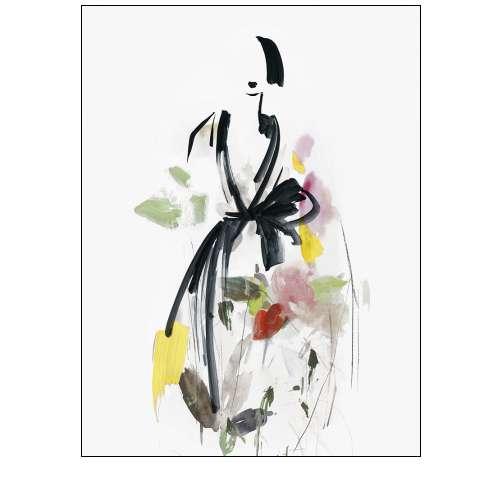 Fashion Flowers I