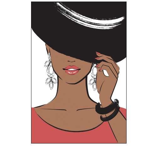 Hat Girl II